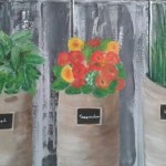 plantjes-acryl