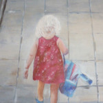 meisje-gaat-op-ontdekkingstocht