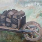 kruiwagen-60x50-acryl-op-3d-doek