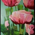 flower-power-acryl-70x30-cm
