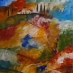 toscane-schilderen-op-muziek-50x70-cm-acryl
