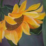 zonnebloem-70x50-cm-acryl
