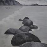 landschap-in-zwart-wit